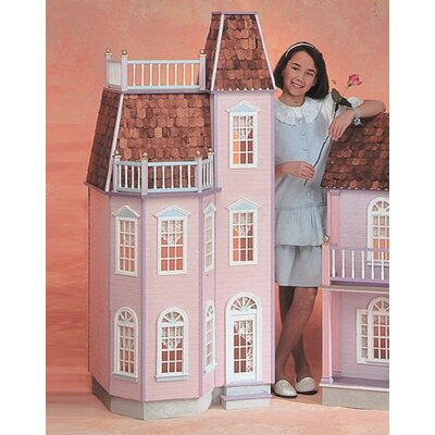 Playscale Victorian Town House Dollhouse by Real Good Toys