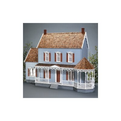 New Concept Dollhouse Kits Hillcrest Dollhouse by Real Good Toys
