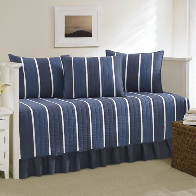 Knots Bay 5 Piece Daybed Cover Set by Nautica