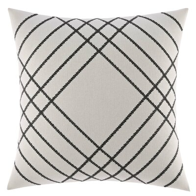 Chatfield Embroidered Cotton Decorative Throw Pillow by Nautica