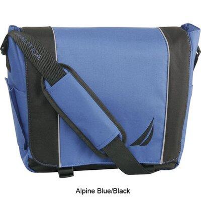 Spinnaker Messenger Bag by Nautica