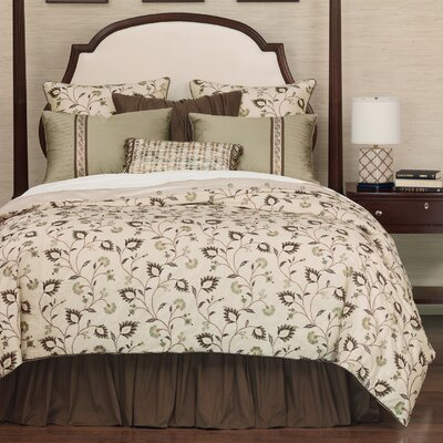 Eastern Accents Michon Serico Polyester Sham Left