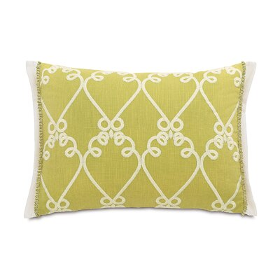 Etta Lime Standard Sham by Eastern Accents