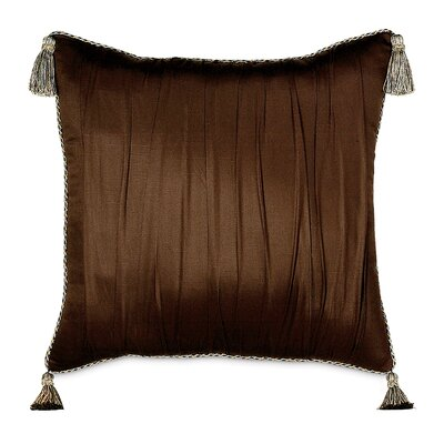 Bellezza Shantung Throw Pillow by Eastern Accents