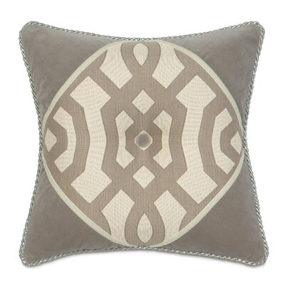 Rayland Diamond Tufted Throw Pillow by Eastern Accents