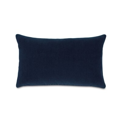 Bach Mohair Knife Edge Throw Pillow by Eastern Accents