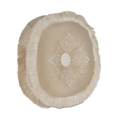 Eastern Accents Brookfield Embroidered Tambourine Throw Pillow
