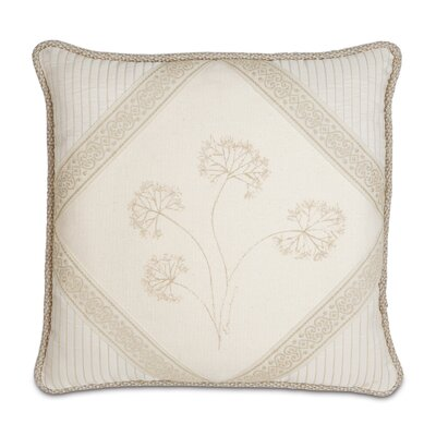 Eastern Accents Brookfield Hand-Painted Diamond Throw Pillow
