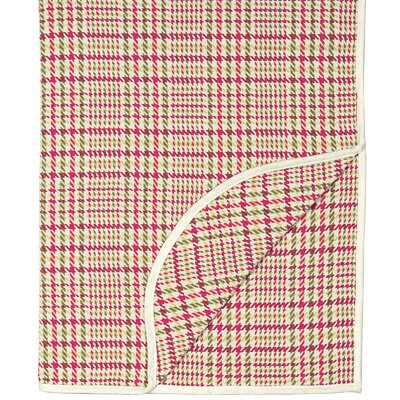 Eastern Accents Portia Blight Rose Cotton Throw