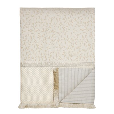 Eastern Accents Brookfield Hayes Blossom Cotton Throw