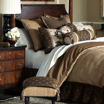 Aston Hand-Tacked Comforter Collection by Eastern Accents