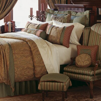 Eastern Accents Glenwood Button Tufted Comforter