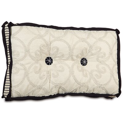 Evelyn Desiree Tufted Lumbar Pillow by Eastern Accents
