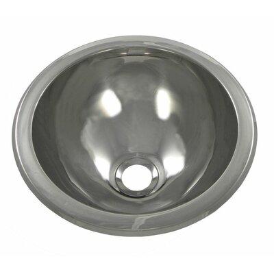 "12"" x 12"" Round Bar Sink Product Photo"