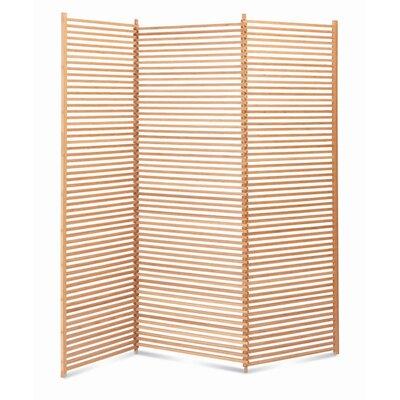 """Greenington 82.75"""" x 72"""" 3 Panel Room Divider"""