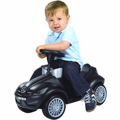 Big Toys SLK Bobby Push/Scoot Benz Car