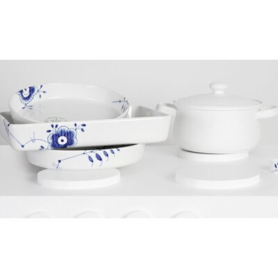 Blue Fluted Mega Dinnerware Collection by Royal Copenhagen