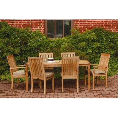 Three Birds Casual Monterey Dining Arm Chair