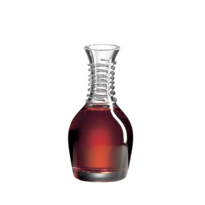 Crystal Sommelier Service Quartino Decanter by Ravenscroft Crystal