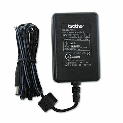 AD24 Ac Adapter For P-Touch Labeling Systems by Brother