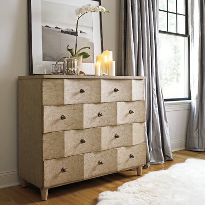 Ocean Breakers 4 Drawer Dresser by Coastal Living™ by Stanley Furniture