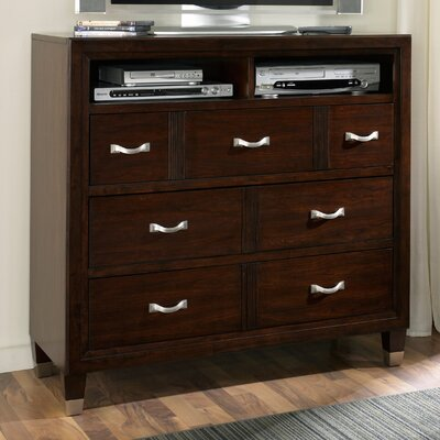 Broyhill® East Lake2 3 Drawer Media Chest