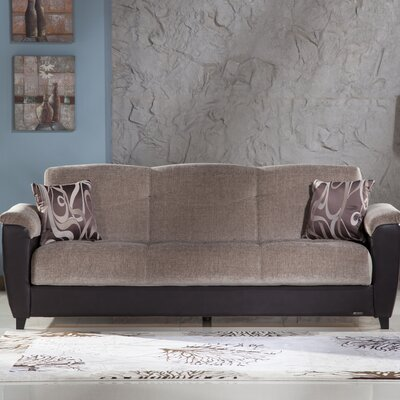 Aspen 3 Seat Convertible Sofa by Istikbal