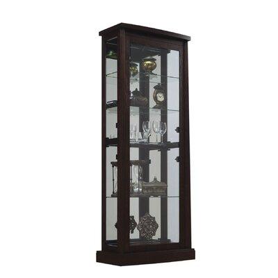 Classic Flame Boomerang Curio Cabinet Reviews Wayfair