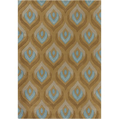 Davin Floral Rug by Chandra