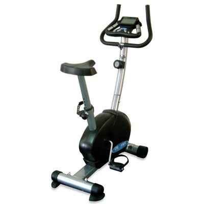 Magnetic Upright Bike by Phoenix Health and Fitness