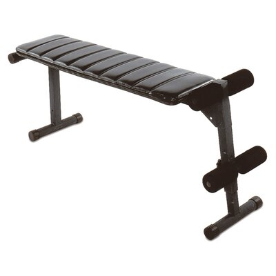 Slantboard Flat Ab Bench by Phoenix Health and Fitness