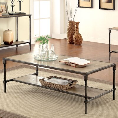 Hokku Designs Leons Coffee Table Reviews Wayfair