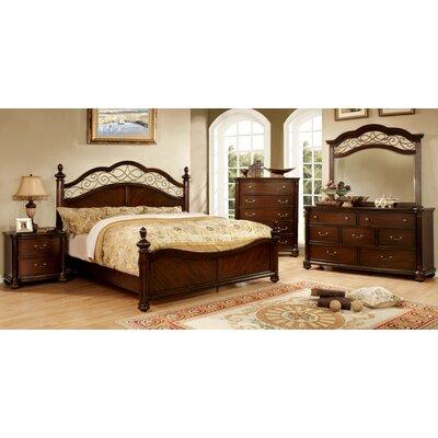 Chara Panel Customizable Bedroom Set by Hokku Designs
