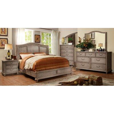 Villefort Platform Customizable Bedroom Set by Hokku Designs
