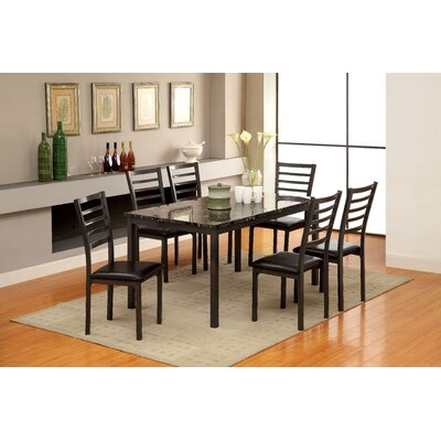 Hokku Designs Cramer 7 Piece Dining Set & Reviews