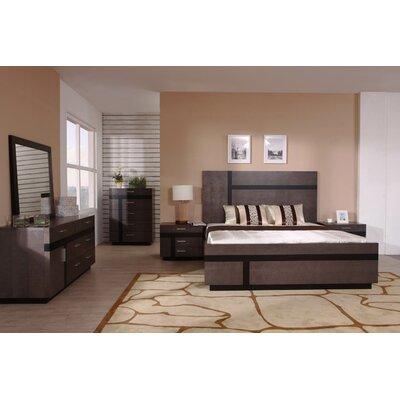 Metro Panel Customizable Bedroom Set by Hokku Designs