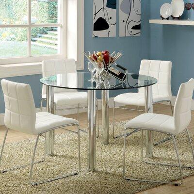 Hokku Designs Narbo 5 Piece Dining Set