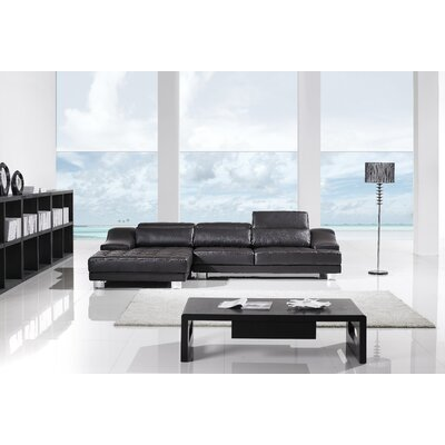 Holmes Left Hand Facing Sectional by Hokku Designs