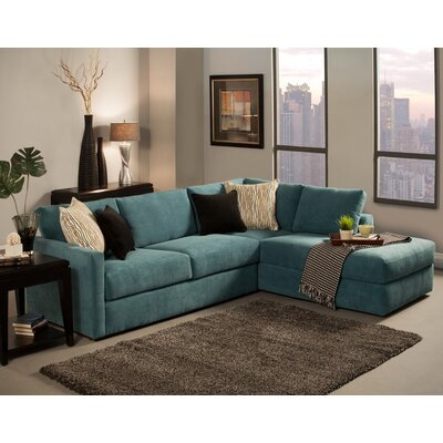 Ostala Right Hand Facing Sectional by Hokku Designs