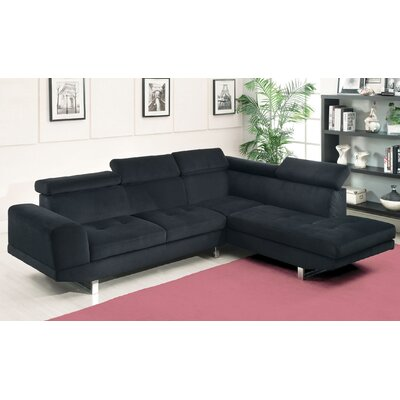 Rittonea Right Hand Facing Sectional by Hokku Designs