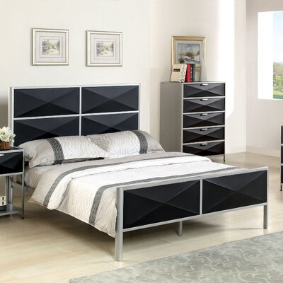 Mason Panel Customizable Bedroom Set by Hokku Designs