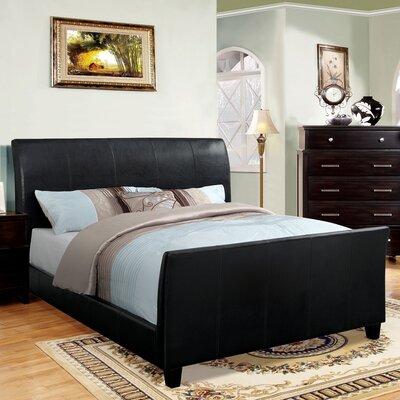 Antazia Sleigh Bed by Hokku Designs