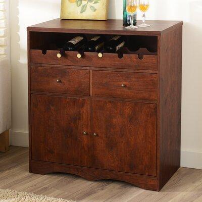 Weston 6 Bottle Wine Cabinet by Hokku Designs