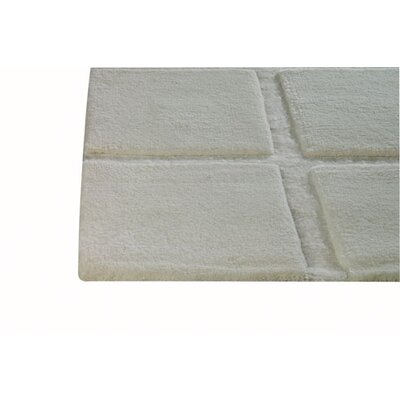 Hokku Designs Manhattan White Area Rug