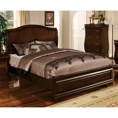 Turner Sleigh Bed by Hokku Designs