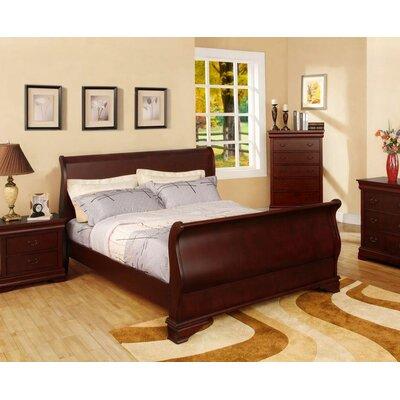 Sleigh Bed by Hokku Designs