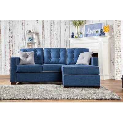 Urban Valor Left Hand Facing Sectional by Hokku Designs