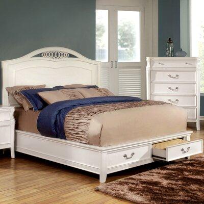 Harlow storage platform bed wayfair for Beds harlow