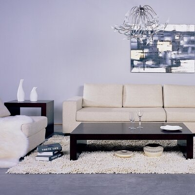Hokku Designs Recluse Coffee Table Set