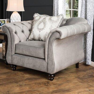 Tatianna Premium Club Chair by Hokku Designs
